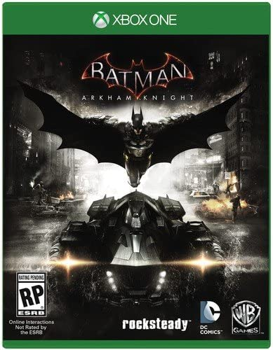 XBOX ONE - Batman Arkham Knight